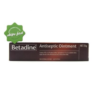 BETADINE OINTMENT 25G