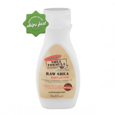 PALM ERS SHEA FORMULA RAW SHEA BODY LOTION 250ML