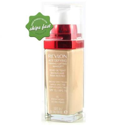 REVLON AGE DEFYING FIRMING + LIFTING MAKEUP FRESH IVORY (Special buy online only)