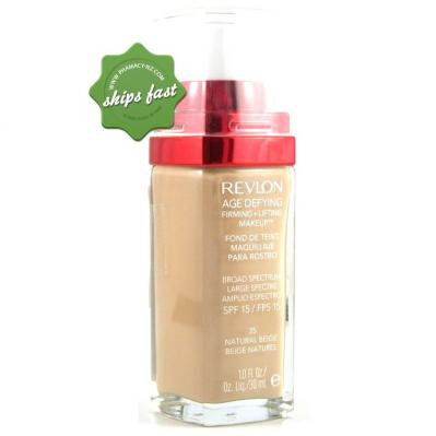REVLON AGE DEFYING FIRMING + LIFTING MAKEUP NATURAL BEIGE (Special buy online only)