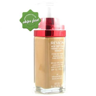 REVLON AGE DEFYING FIRMING + LIFTING MAKEUP MEDIUM BEIGE (Special buy online only)