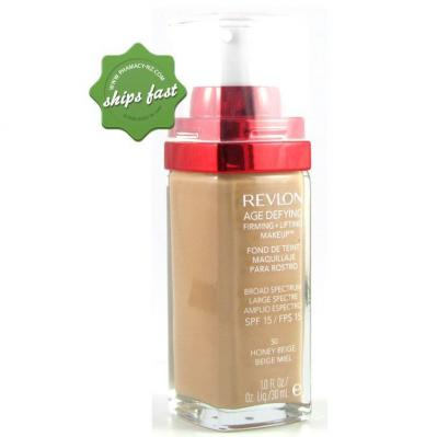 REVLON AGE DEFYING FIRMING + LIFTING MAKEUP HONEY BEIGE (Special buy online only)