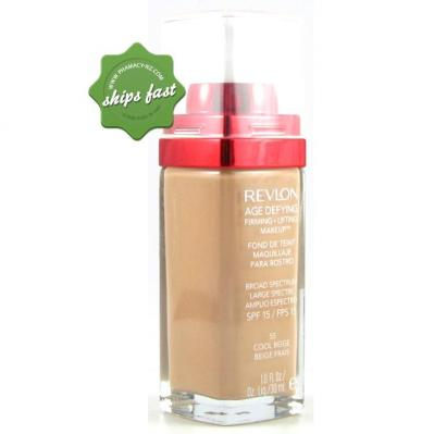 REVLON AGE DEFYING FIRMING + LIFTING MAKEUP COOL BEIGE (Special buy online only)
