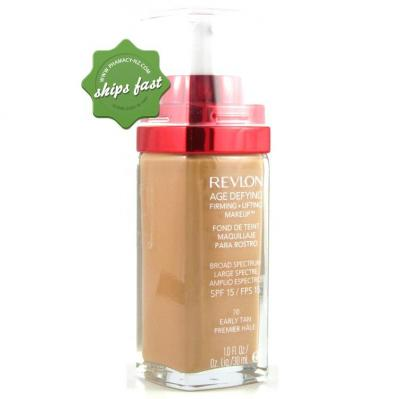 REVLON AGE DEFYING FIRMING + LIFTING MAKEUP EARLY TAN (Special buy online only)