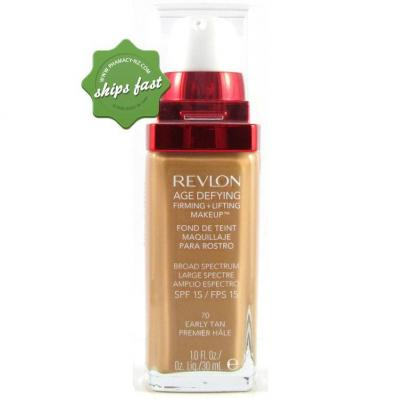 REVLON AGE DEFYING FIRMING + LIFTING MAKEUP EARLY TAN