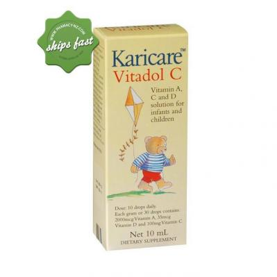 KARICARE VITADOL C SOLUTION 10ML