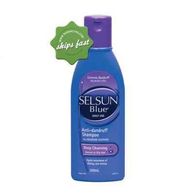 SELSUN BLUE REPLENISHING SHAMPOO 200ML