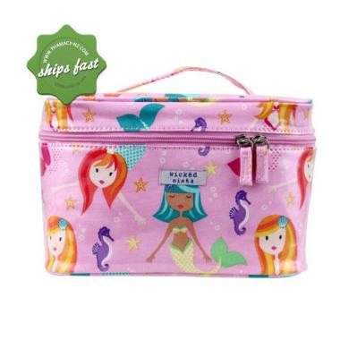 WICKED SISTA PLAYTIME FOR MERMAIDA SMALL BEAUTY CASE
