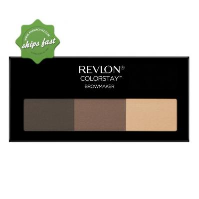 REVLON COLORSTAY BROW MAKER BROWN