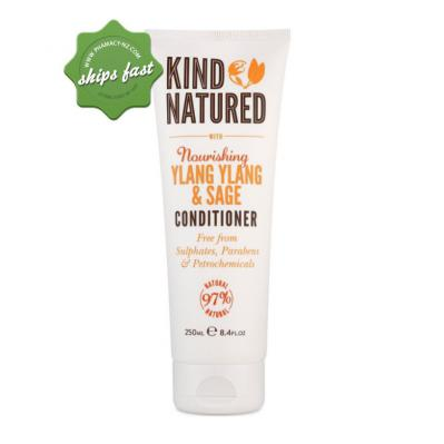 KIND NATURED SOOTHING BODY WASH AMBER AND PINK PEPPER 250ML