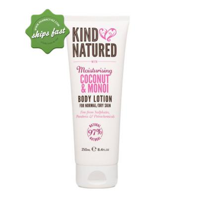 KIND NATURED MONOI AND COCONUT BODY LOTION 250ML