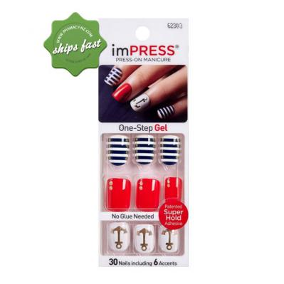 IMPRESS MANICURE NAILS BELL AND WHISTLES