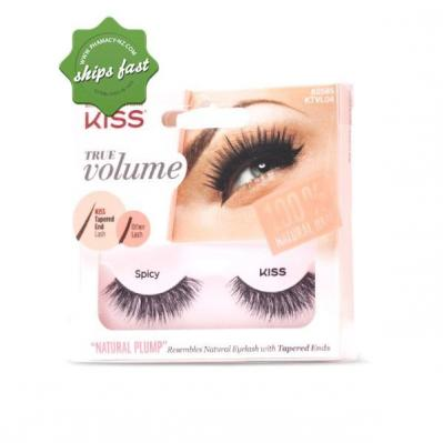 KISS TRUE VOLUME TAPERED LASHES SPICY