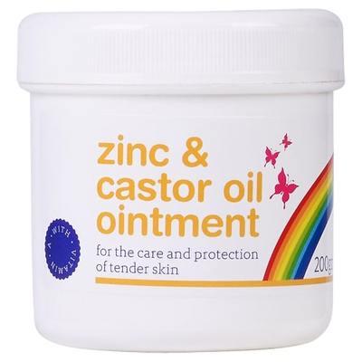 Zinc & Castor Oil Ointment 200g