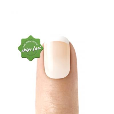 KISS SALON ACRYLIC FRENCH PETITE KSAP01 28 NAILS (Special buy online only)