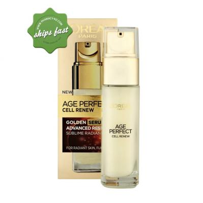 Age Perfect Cell Renewal Golden Serum by L'Oreal #6