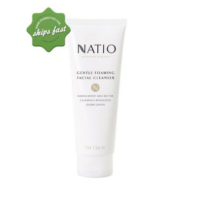 NATIO FOAMING FACIAL CLEANSER