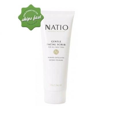NATIO FACE GENTLE FACIAL SCRUB