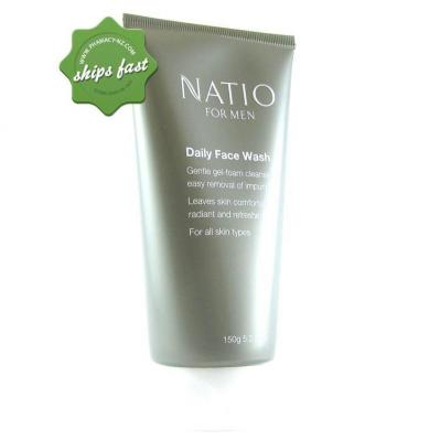 NATIO MEN DAILY FACE WASH (Special buy online only)