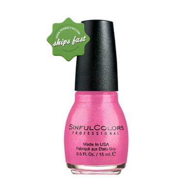 SINFUL COLORS NAIL POLISH CHERRY BLOSSOM