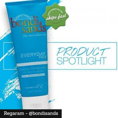 BONDI SANDS EVERYDAY FACE GRADUAL TANNING MILK 75ml (Special buy online only)