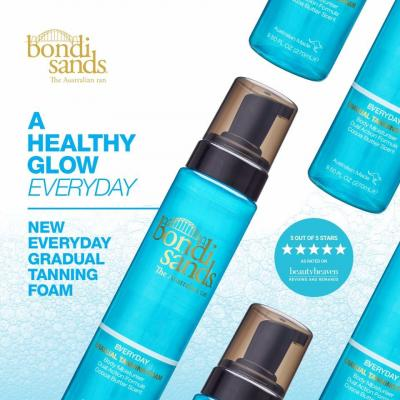 BONDI SANDS EVERYDAY GRADUAL TANNING FOAM 270ML (Special buy online only)
