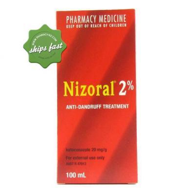 NIZORAL 2 pc SHAMPOO