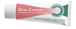 Zinc Cream 20g Orion