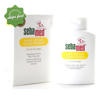 SEBAMED HAIR REPAIR CONDITIONER 200ML (Special buy online only)