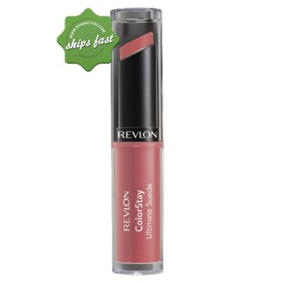 REVLON COLORSTAY ULTIMATE SUEDE LIPSTICK INGENUE (Special buy online only)
