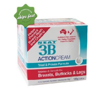 Neat Feat 3B Action Cream 100g