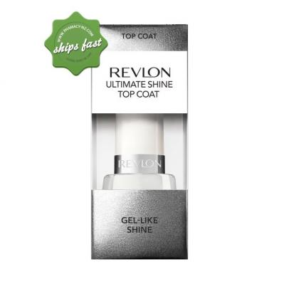 REV NAILS ULTIMATE SHINE TOP COAT 14 7ML (Special buy online only)