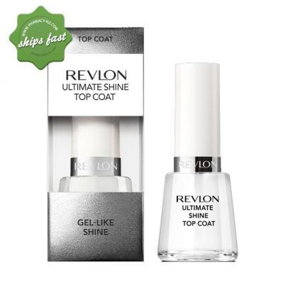 REVLON ULTIMATE SHINE TOP COAT 14.7ML