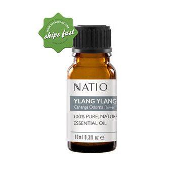 NATIO ESSENTIAL OIL YLANG YLANG 10ML