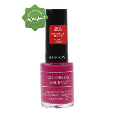 REVLON COLORSTAY GEL NAIL POLISH BERRY TREASURE