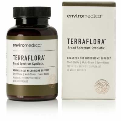 TERRAFLORA PREBIOTIC PROBIOTIC 60 CAPSULES