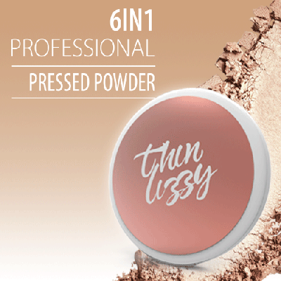 THIN LIZZY 6 IN 1 PROFESSIIONAL POWDER DARK 10G