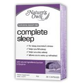 NATURES OWN COMPLETE SLEEP CAPSULE 60S