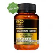 GOHEALTHY GO ADRENAL SUPPORT 120 CAPSULES