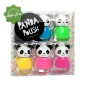 GIFT PACK 5PC PANDA NAIL POLISH (Special buy online only)