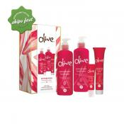 OLIVE POMEGRANATE LOVE YOUR SKIN SET XMA
