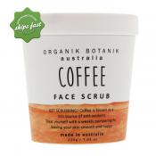 ORGANIK BOTANIK COFFEE BODY SCRUB 200G