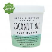 ORGANIK BOTANIK COCONUT BODY BUTTER 200G