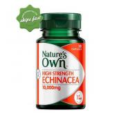 NATURES OWN HIGH STRENGTH ECHINACEA 10000 MG 30 CAPSULES