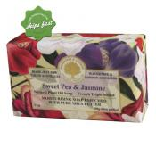 WAVERTREE AND LONDON SWEET PEA AND JASMINE SOAP 200G