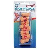 PROTECH EAR PLUGS 114 SUPER SOFT