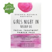 ORGANIK BOTANIK GIRLS NIGHT IN ROSE HIP OIL PAMPER PACK