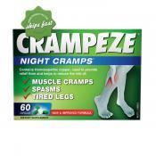 CRAMPEZE NIGHT CAPSULES 60s
