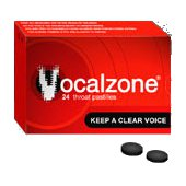 VOCALZONE PAST 24