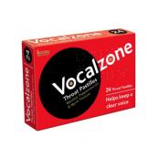 Vocalzone Throat Pastilles 24